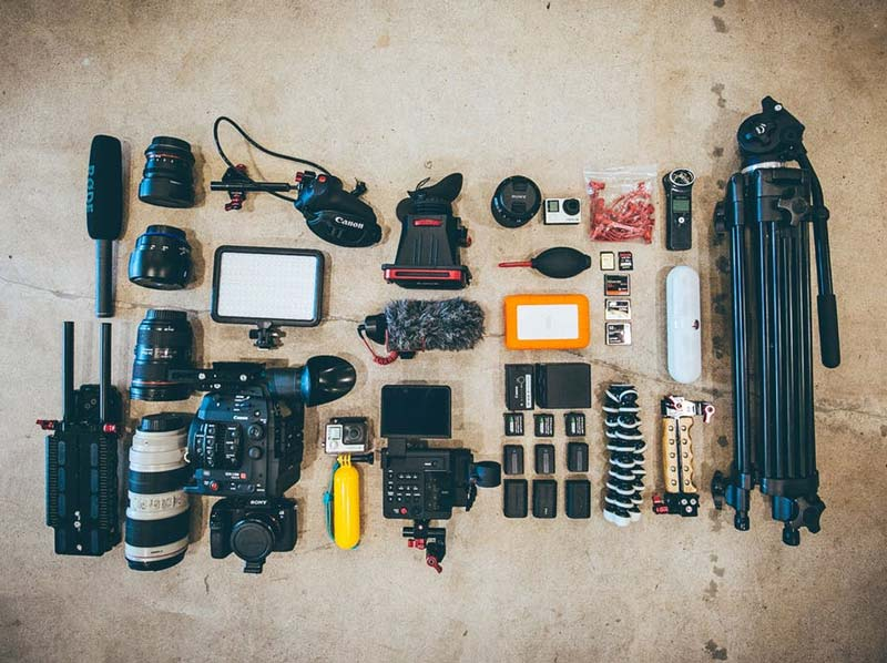 Care & Maintenance of Camera Equipment
