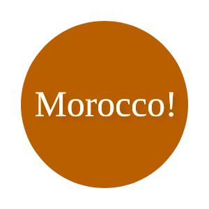 Morocco!